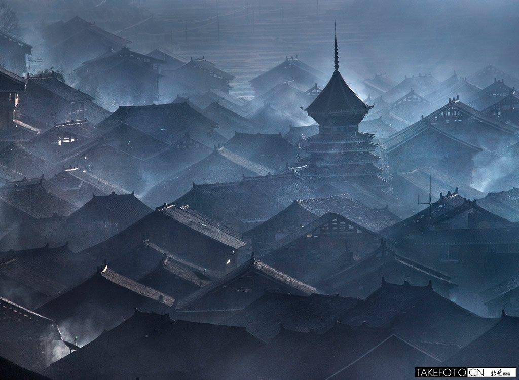 2013中国古建筑摄影大赛揭晓(上)