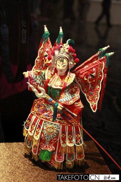 芗剧(歌仔戏),布袋木偶