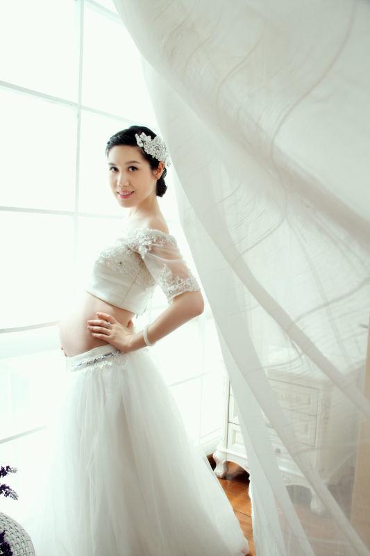 大胆孕妇人体写真_北京特色写真照相馆推荐之孕妇写真 留下准妈妈最美的