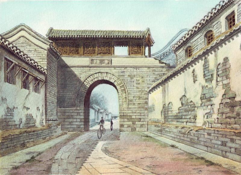 你一定会看过很多风光大片,你一定忘不了一个画面角楼,那是多少人心中北京最美的符号啊。角楼是城楼的一种,在故宫的四隅,各有一座用来防御的角楼。与雄伟华丽的故宫宫殿相比,角楼如静静躲在一角的沉默者,却因其外观的层层叠叠、精巧细致,而得到人们的深爱。 北京作为近代元、明、清三朝古都,建筑物气势宏伟,而且保存较为完整,其中北京的城楼、角楼,更是饱含深情地叙述着那个年代。