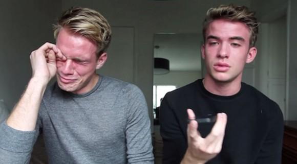 欧美同性恋电影_双胞胎男模承认同性恋:父亲回应爱儿子