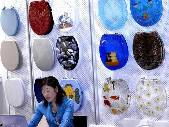 日本马桶盖遭国人抢购:除臭