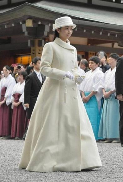 日本皇族·秋筱宫家的次女佳子公主