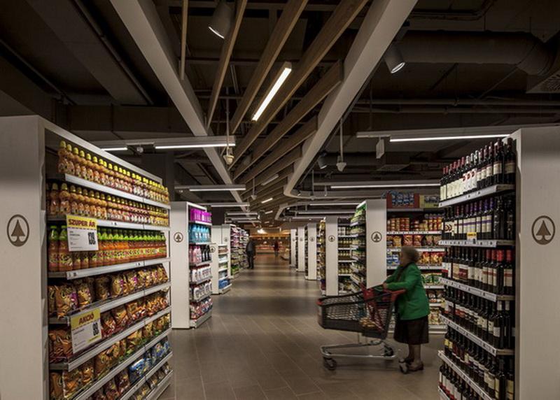 荷兰spar个性超市设计 | 北晚新视觉