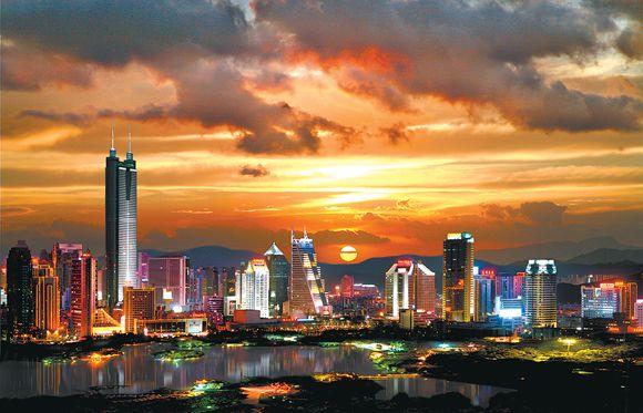 我们的城市深圳:中国最吸引人的创造之城