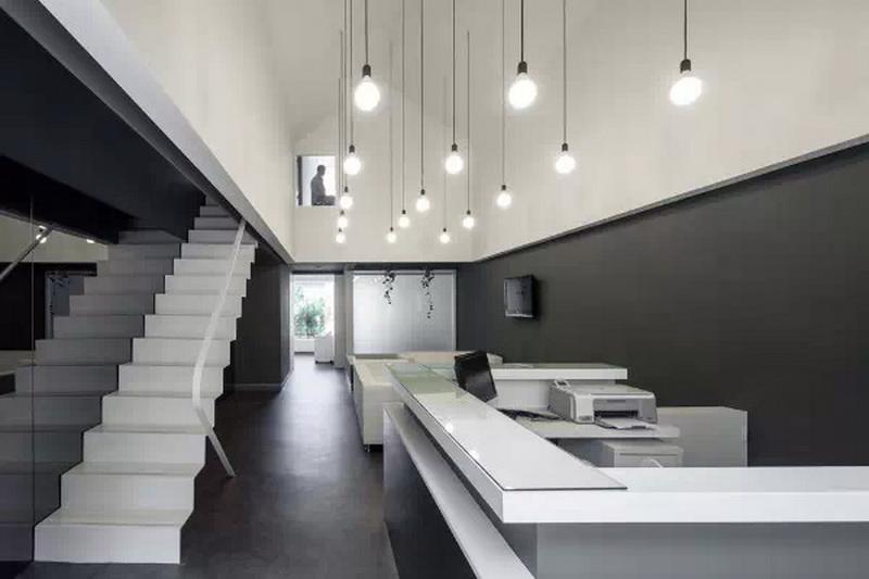 事务所设计的牙科诊所