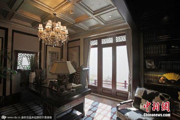 中国第一豪宅堪比苏州园林 售价5亿引太湖水造景
