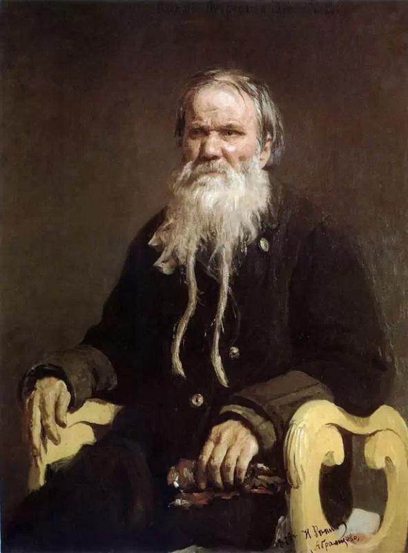 俄罗斯艺术大师列宾油画作品(收藏级)