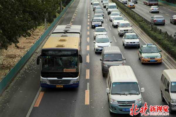 81路公交车路线图-北京11条公交线路下周四改线 具体方案公布