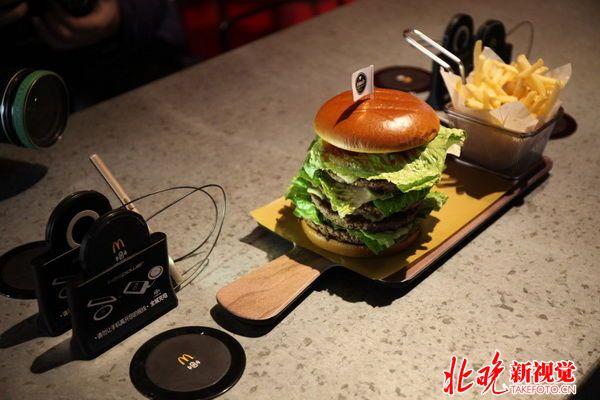 手机如何登陆餐厅_麦当劳未来智慧概念餐厅登陆北京