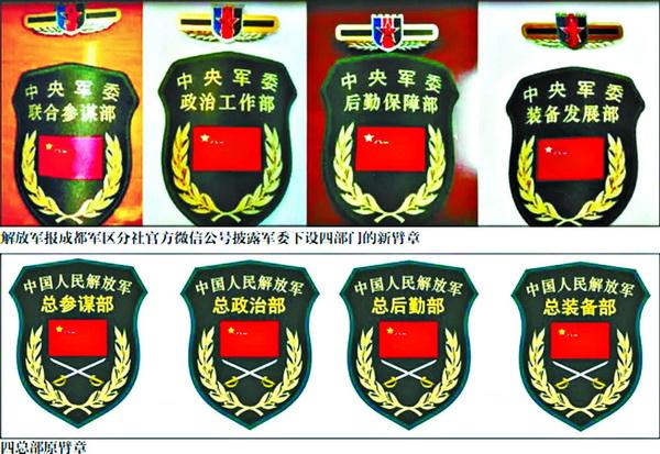 原中国人民解放军总参谋
