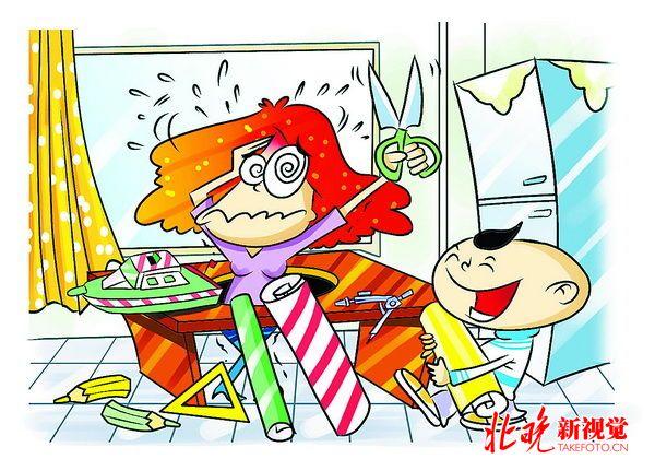 幼儿园教师手工作品图片