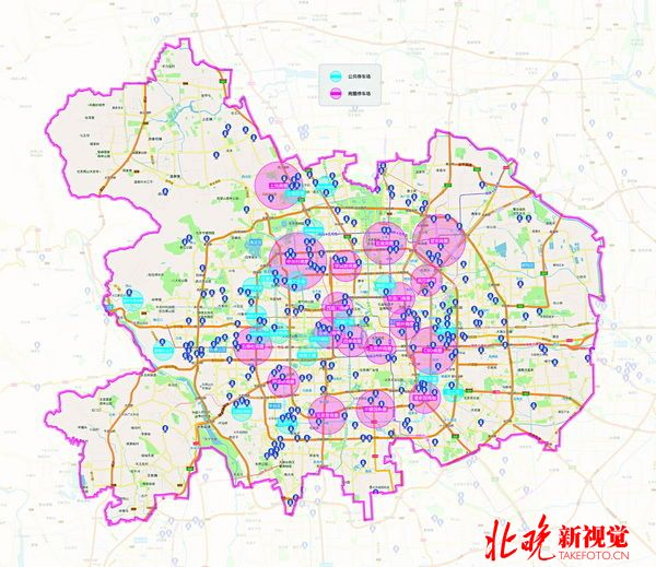 """北京充电桩地图:最绿色的出行""""秘书"""""""