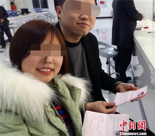 狱中与男友结婚 湖南女子狱中与男友结婚 网聊认识感动看守所民警