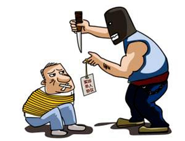 2015年5月26日早上7点多,玉环人小松(化名)开车到厂里上班后被两名男子用水果刀挟持。两名男子示意小松上车,其中一名男子开车,另一名男子用事先准备好的头套套在了小松头上。在车里,小松随身携带的苹果手机被抢走。 到达大麦屿街道一处废弃的老房后,对方让小松打电话给其爸爸,要求拿出100万,被逼无奈的小松只能称自己急用钱让爸爸汇款。