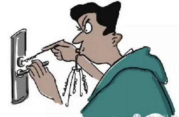 小偷升压电路图