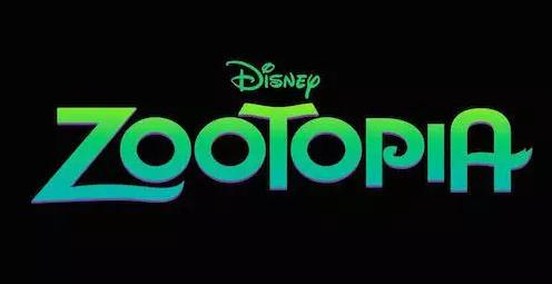 """《疯狂动物城》的英文片名是""""zootopia"""""""