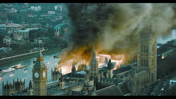 《伦敦陷落》伦敦变战场 揭秘敌我双方是如何高能开挂