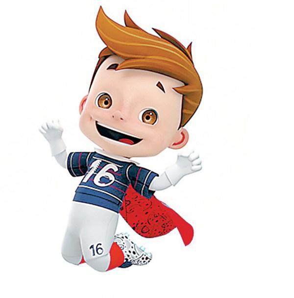法国欧洲杯吉祥物11