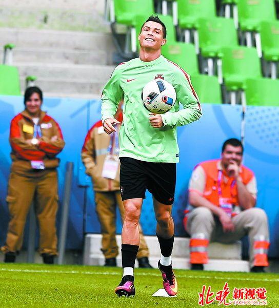 2016欧洲杯:葡萄牙vs冰岛