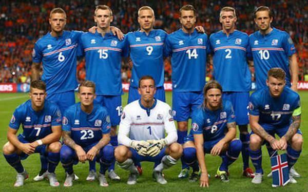 先来看看冰岛,预选赛踩着荷兰晋级
