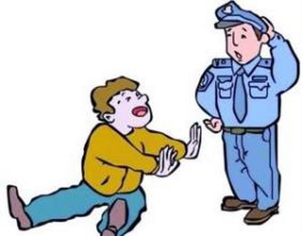 一警察吃贿赂帮诈骗嫌犯逃避处罚 违法乱纪竟只为几万