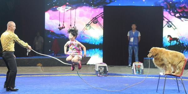阎彤摄朝阳公园马戏团 (9)_调整大小