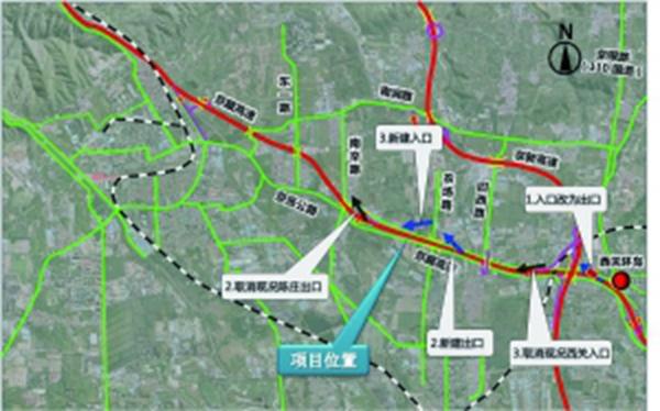 昭乐高速公路设计图