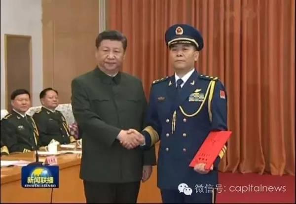 刘振立少将_70后苏荣刷新现役少将年轻记录:委以重任必有原因   北晚新视觉