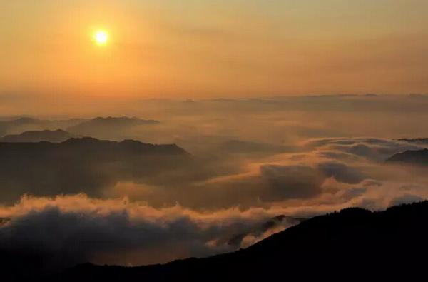 京郊观云海被这几个地方美哭了 别宅家和大自然来个拥抱