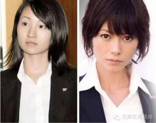 石田萌美(左)与真木阳子(右)-G20闭幕网友又有新发现 网红女保