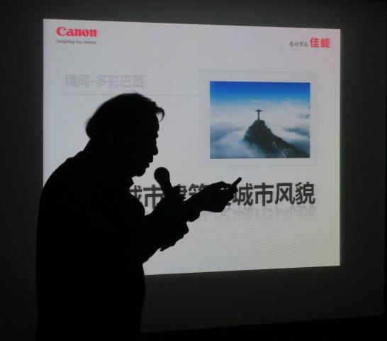 从风光到纪实,本场讲座可以欣赏多个摄影主题的作品。