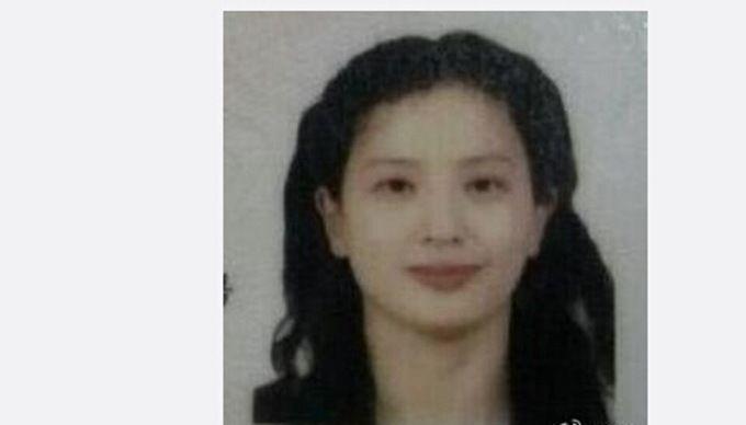 刘亦菲妈妈素颜旧照曝光