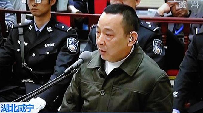 2015年2月9日,咸宁市中级人民法院依法对犯组织、领导、参加黑社会性质组织罪、故意杀人罪等罪的罪犯刘汉、刘维等执行死刑.
