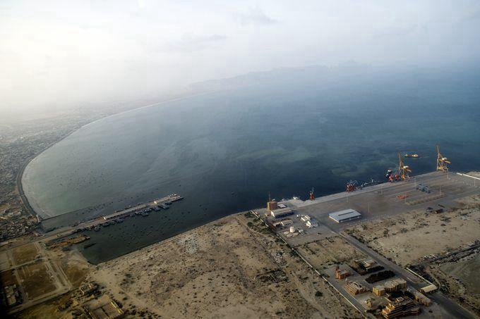 现在我们将建造巴基斯坦历史上一座崭新的港口城市,也就是瓜达尔城.