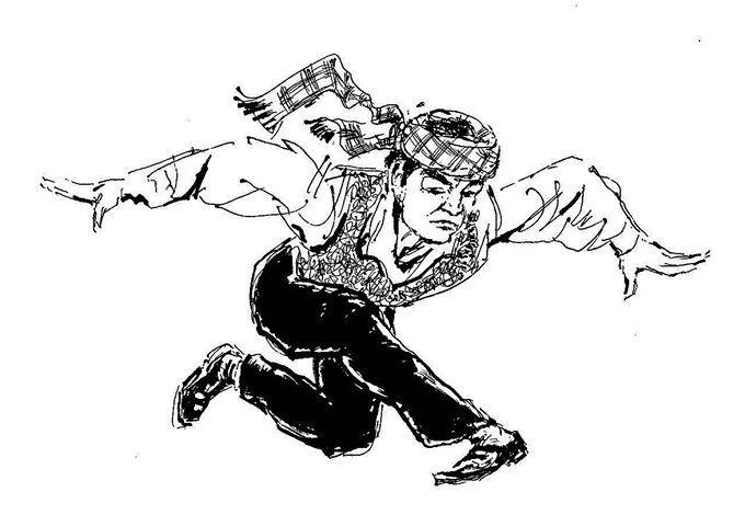 编导艺术家,中国现代民族民间舞的奠基创始人,北京舞蹈学院创建人.