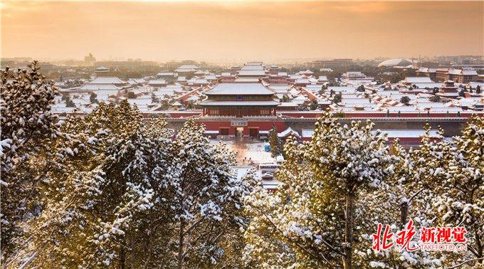作品公示:古典北京 北京皇家园林四季风景 胡飞