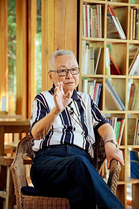 专访87版《红楼梦》导演王扶林:我怀着小学生一样的敬畏之心
