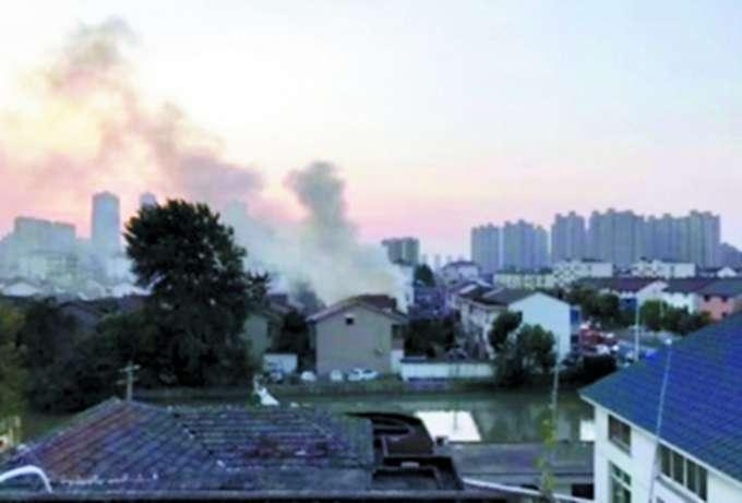 江苏常熟突发火灾:现场发现22名死者另有3人受
