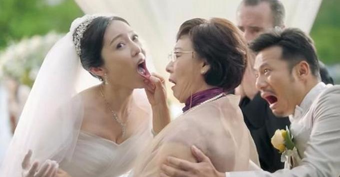奥迪为广告道歉被斥片中婆婆婚礼现场检查儿媳似检查牲