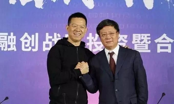 """孙宏斌当选董事长:一周""""经典语录""""广为流传 贾跃亭时代结束?"""