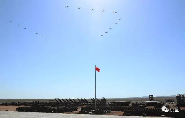 日网友看中国阅兵 纷纷感叹中国军事力量及综合