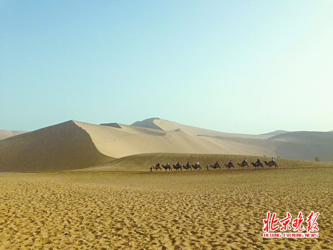 丝绸之路必经之地甘肃:玉门关下聆听风沙中的历史