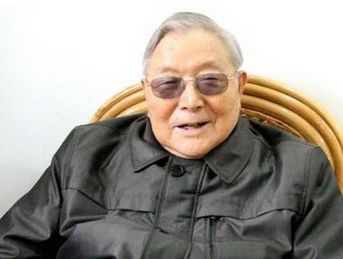 百岁上将向守志去世 健在中顾委委员不足10人