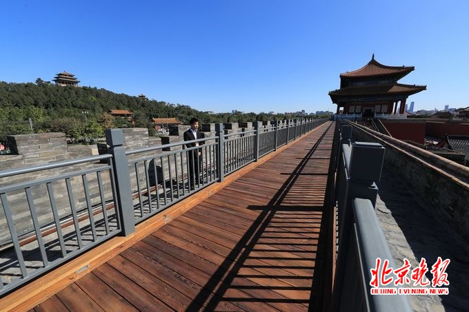 为迎接国庆假期故宫又有 新动作 北城墙今起对公众开放图片 147642 680x453