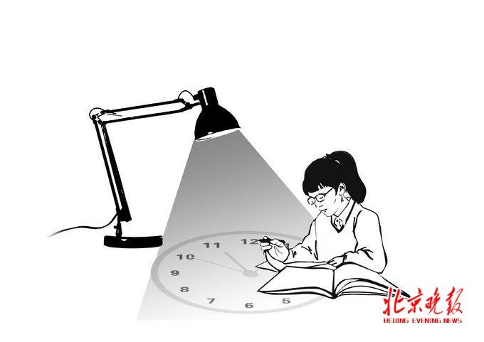 一写作业就要喝水,上厕所,肚子疼,笔不好用……半个小时写一个字的