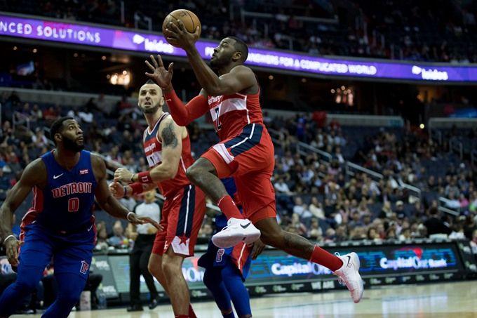 NBA战报:迈阿密热火93-102华盛顿奇才 沃尔比尔双节合璧砍53分