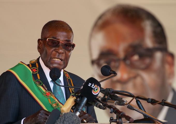 津巴布韦执政党将加速弹劾穆加贝: 最快24小时完成