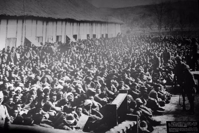 南京大屠杀惨案80周年国家公祭日 让沉痛的历史成为前