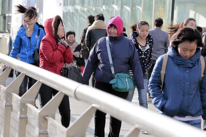 北京天气最新预报:今夜空气转差 周六蓝天再来